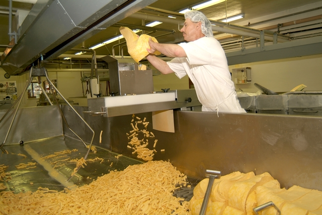 Milling the Curd')