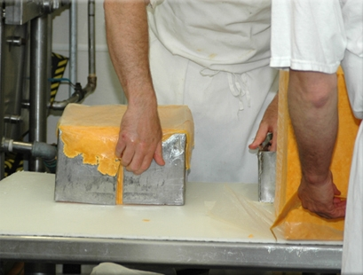 Removing the Cheese